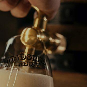 Madonas alus muciņās